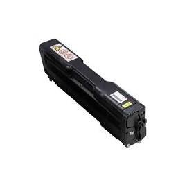Ricoh Aficio SP-C220 / SP-C221 / SP-C222 / SP-C240 AMARILLO TONER COMPATIBLE 406106
